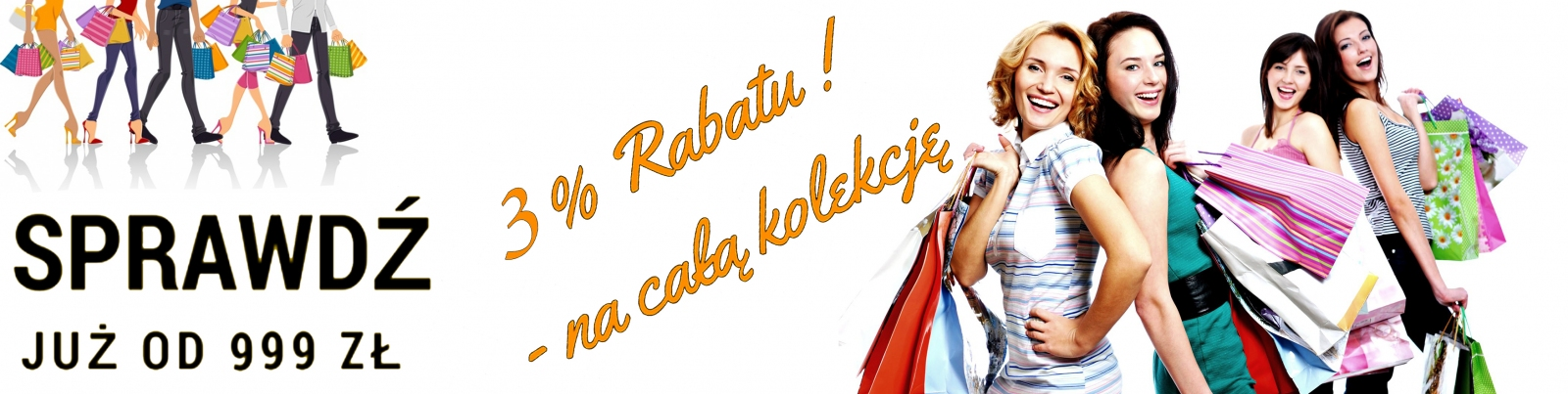 Rabat 3 %